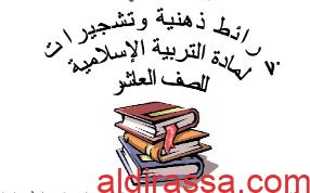 ملخص اسلاميه عاشر جميع الدروس الفصل الاول